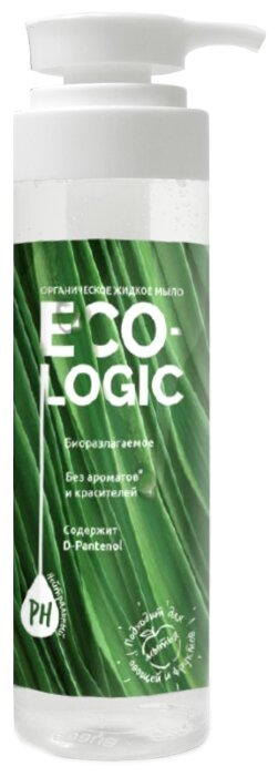 Мыло жидкое Eco Logic биоразлагаемое