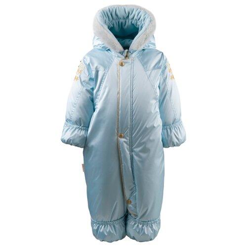 Купить Комбинезон KERRY LUX K19500L размер 74, 400 голубой, Теплые комбинезоны