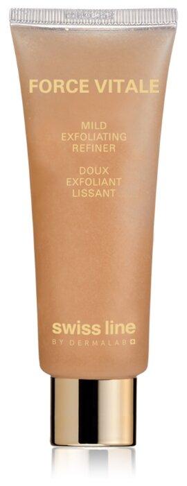 Swiss Line мягкий гель эксфолиант для лица