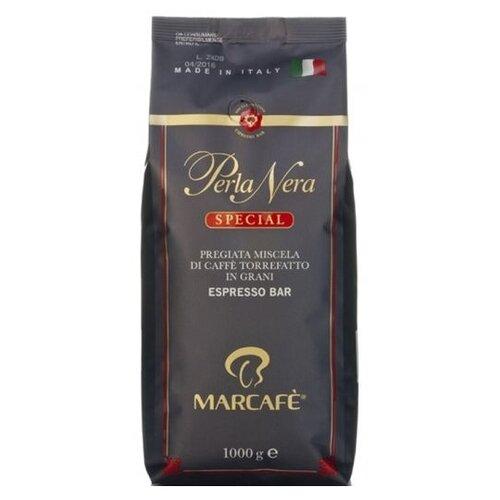 Кофе в зернах Marcafe Perla Nero Special, арабика/робуста, 1 кг