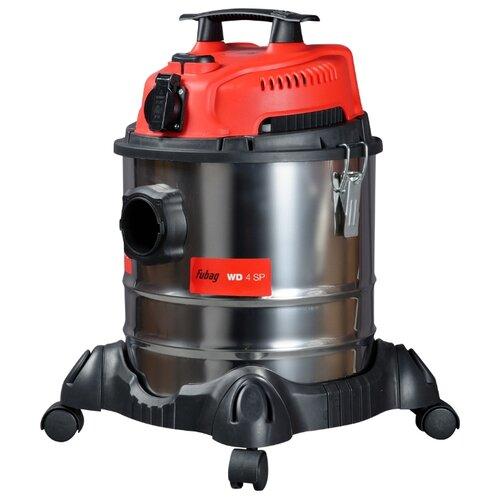 Профессиональный пылесос Fubag WD 4SP 1400 Вт