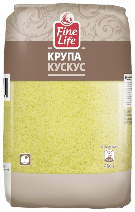 Fine Life Кускус 450 г