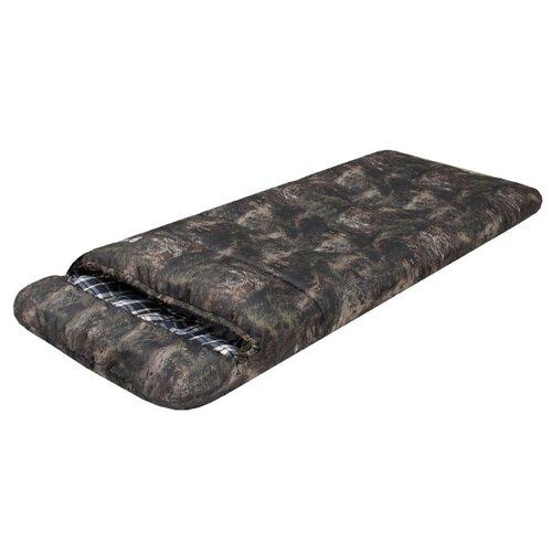 цена на Спальный мешок PRIVAL Берлога КМФ камуфляж лес с правой стороны