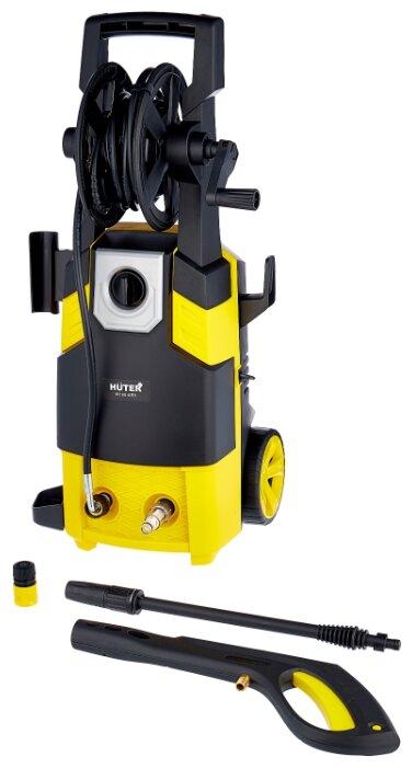 Мойка высокого давления Huter W165-ARV 1.9 кВт