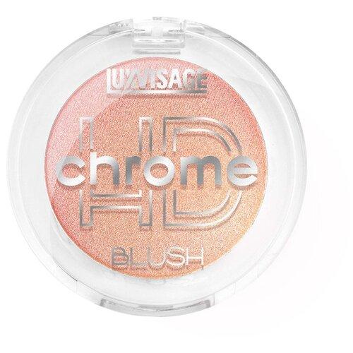 Купить LUXVISAGE Румяна HD Chrome 101 солнечный беж