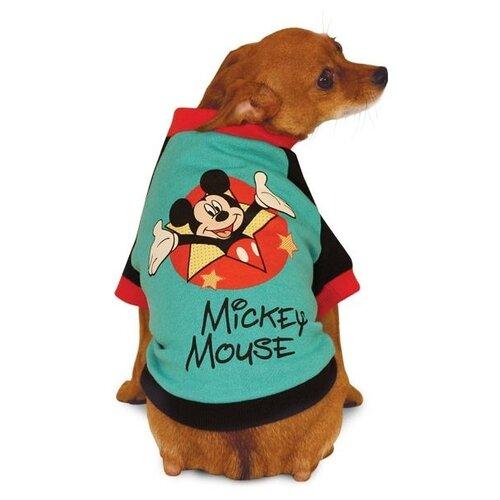 Свитер для собак Triol Disney Mickey M зеленый/черный/красный