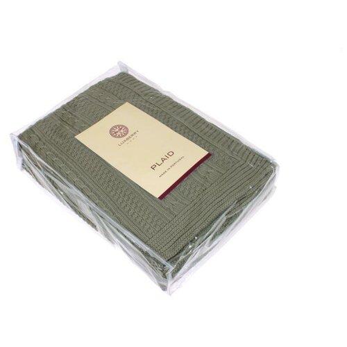 цена на Плед Luxberry Imperio 10, 150 х 200 см, английский зеленый