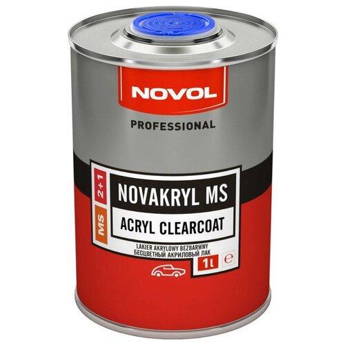 Автомобильный лак NOVOL Novakryl 2+1 MS 1000 мл