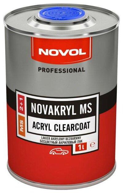 Автомобильный лак NOVOL Novakryl 2+1 MS