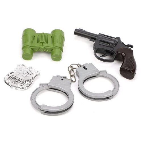 Купить Игровой набор Наша игрушка Полиция M9115, Полицейские и шпионы