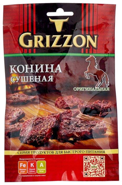 Сушеное мясо Grizzon конина 36 г