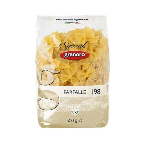 Granoro Макароны gli Speciali Farfalle n. 198, 500 г