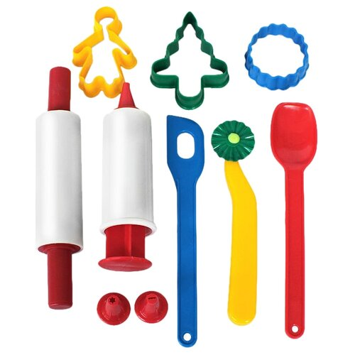 Купить Набор посуды Эра Маленький кулинар С5557238307, Игрушечная еда и посуда