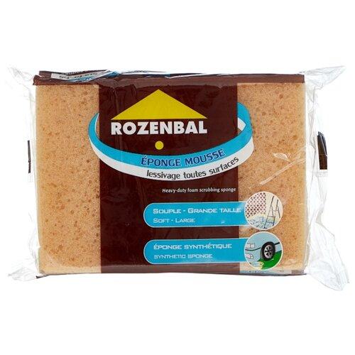 Губка ROZENBAL синтетическая для уборки моп для уборки rozenbal белый