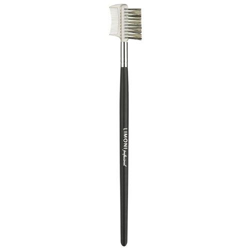 Купить Расческа-щеточка для ресниц и бровей Limoni Professional №23 черный