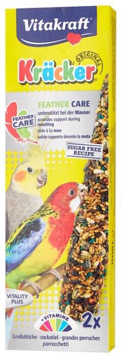 Лакомство для птиц Vitakraft Крекеры для средних
