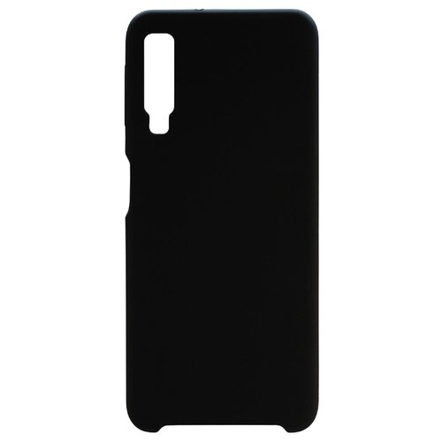 Чехол Volare Rosso Suede для Samsung Galaxy A7 (2018) черный