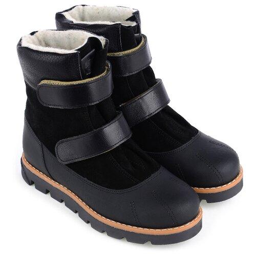 Ботинки Tapiboo размер 30, черный ботинки tapiboo размер 30 черный