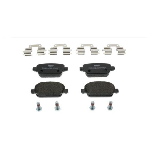 Фото - Дисковые тормозные колодки задние Ferodo FDB1933 для Land Rover Freelander (4 шт.) дисковые тормозные колодки задние nibk pn1243 для toyota land cruiser prado 4 шт