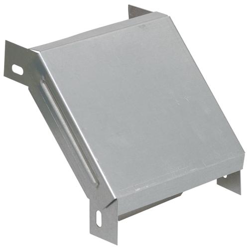 Угловой отвод для листовых лотков IEK CLP1N-050-050 90° L=196.5