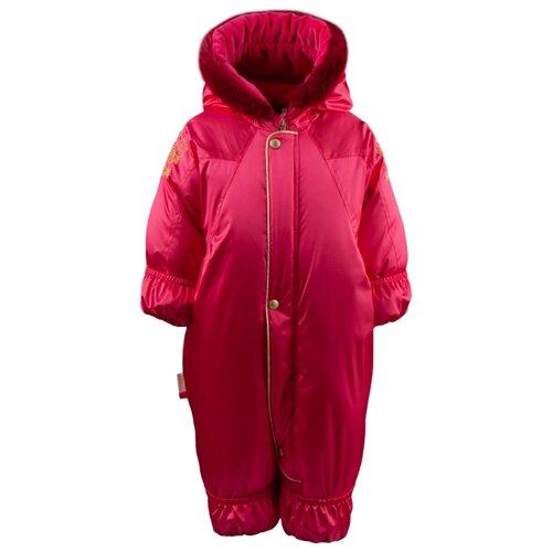 Купить Комбинезон KERRY LUX K19500L размер 74, 187 розовый, Теплые комбинезоны
