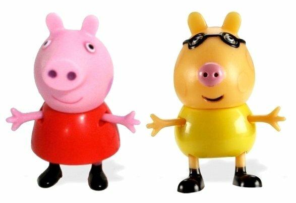 Toy Options (Far East) Limited Peppa pig 28817 пони педро и пепа