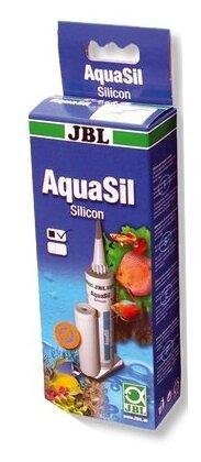Герметик JBL 6139000 Аквариумный силикон AquaSil 80 мл.