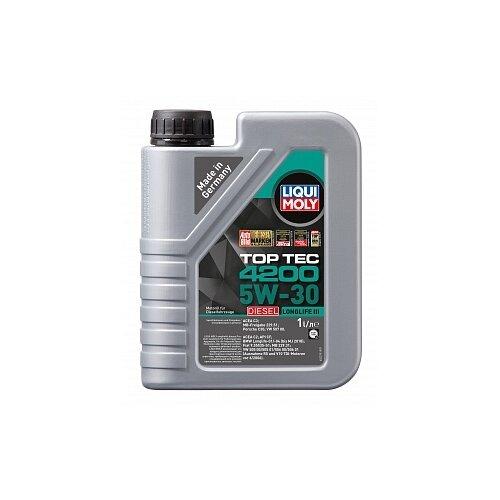 Моторное масло LIQUI MOLY Top Tec 4200 Diesel 5W-30 1 л
