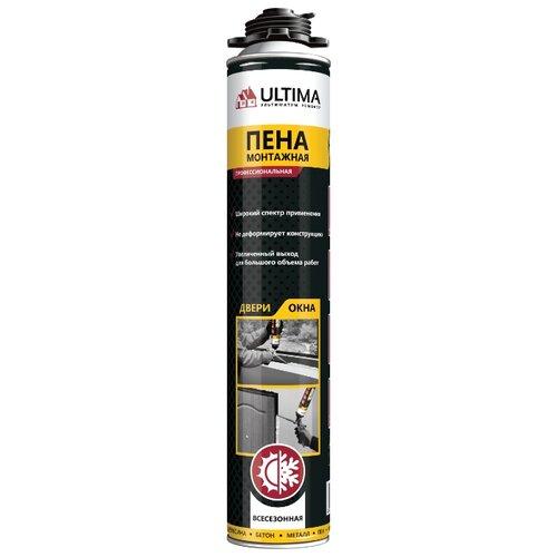 Монтажная пена Ultima А3310 700 мл всесезонная плита потолочная armstrong ultima vector 600х600х19 мм