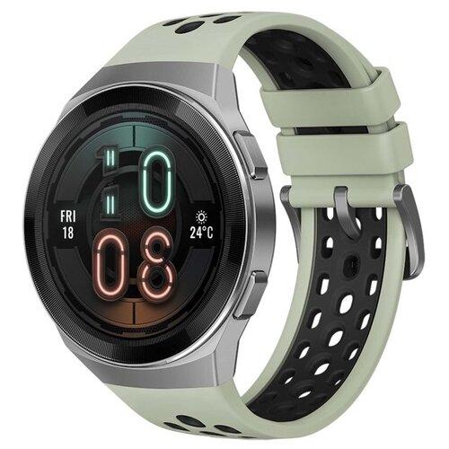 Умные часы c GPS HUAWEI Watch GT 2e grey умные часы c gps huawei watch gt classic коричневый