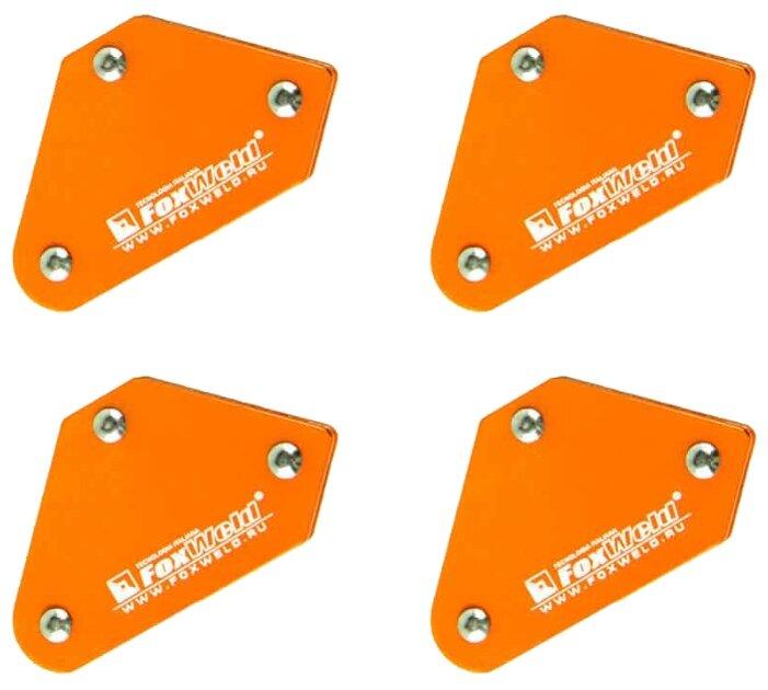Магнитный угольник FoxWeld FIX KIT-4