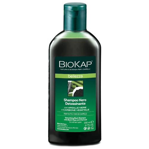 BioKap шампунь Nero detossinante 200 мл