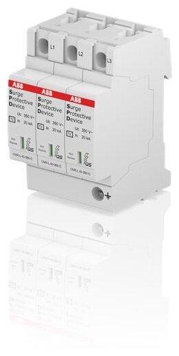 Устройство защиты от перенапряжения для систем энергоснабжения ABB 2CTB803883R2400