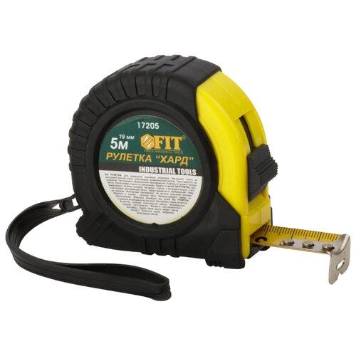 цена на Измерительная рулетка FIT 17205 19 мм x 5 м