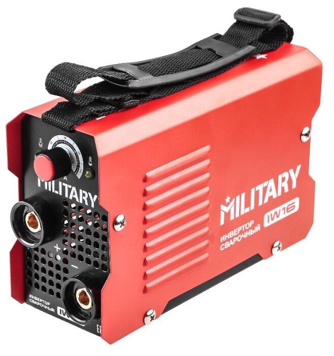 Сварочный аппарат MILITARY IW16 (MMA)