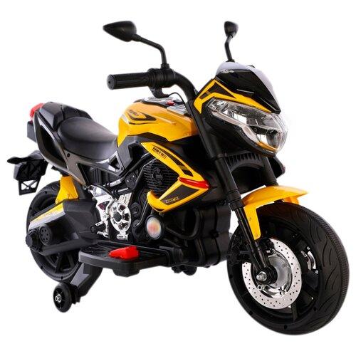 CITY-RIDE Мотоцикл CR012 желтый