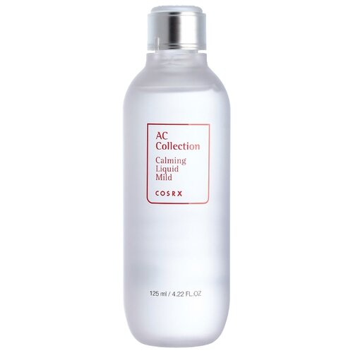 COSRX Тонер успокаивающий AC Collection Calming Liquid Mild, 125 мл успокаивающий тонер для лица ac collection calming liquid intensive 125мл