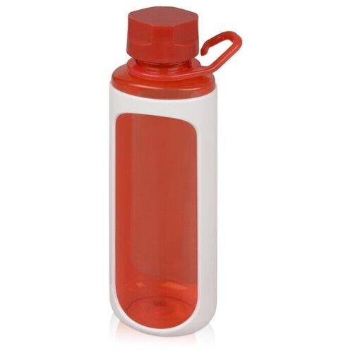 Бутылка для воды Us Basic Glendale 0.6 пластик красный