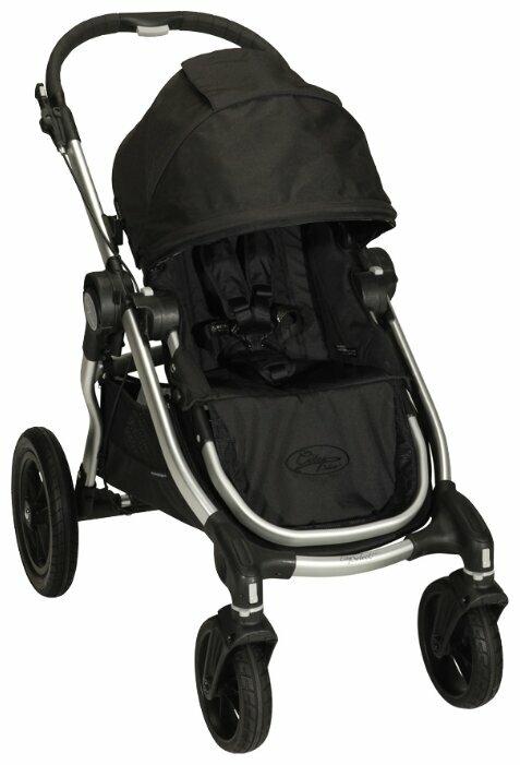 Прогулочная коляска Baby Jogger City Select
