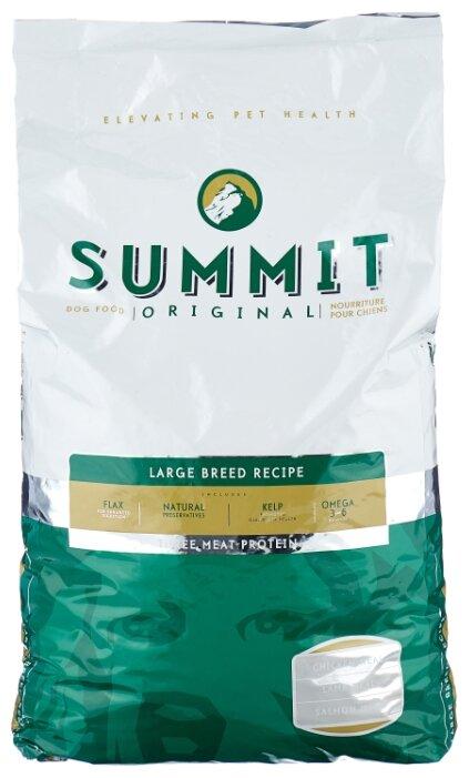 Корм для собак Summit (12.7 кг) Three Meat Large Breed Recipe