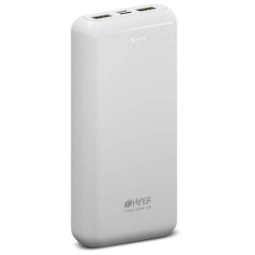 Аккумулятор HIPER PSL18000, белый аккумулятор