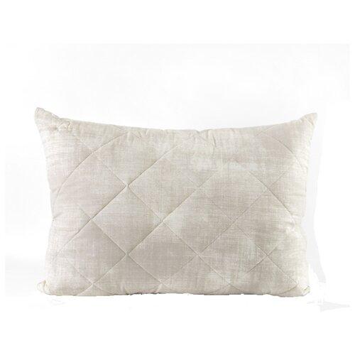 Подушка бамбук, перкаль, 50х70