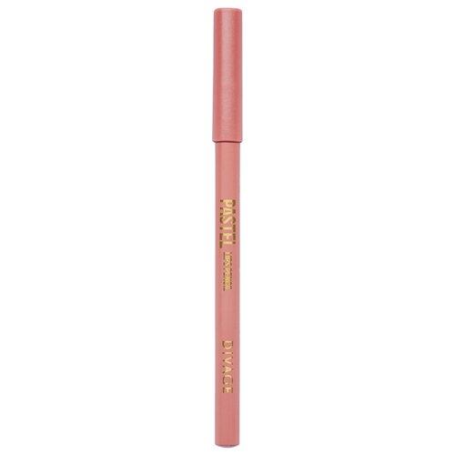 DIVAGE Карандаш для губ Pastel 2203 карандаш для глаз divage pastel 3303