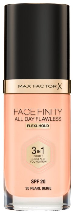 Max Factor Тональный крем Facefinity All Day Flawless 3-in-1 30 мл