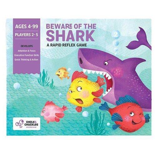 Настольная игра Chalk & Chuckles Beware of the shark