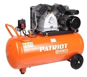 Компрессор масляный PATRIOT REMEZA СБ 4/С- 100 LB 30 A, 100 л, 2.2 кВт