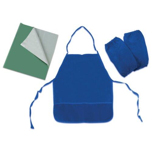 Пифагор Набор для уроков труда и занятий творчеством (227060/227061) синий/зеленый
