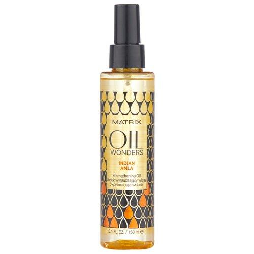 Matrix Oil Wonders Укрепляющее масло для волос Индийская Амла, 150 мл matrix oil wonders разглаживающее масло для волос амазонская мурумуру 150 мл