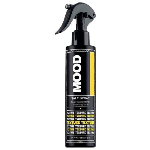MOOD Спрей для укладки волос Salt, 200 мл good mood повседневные брюки