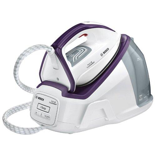 Парогенератор Bosch TDS 6110 белый/фиолетовый